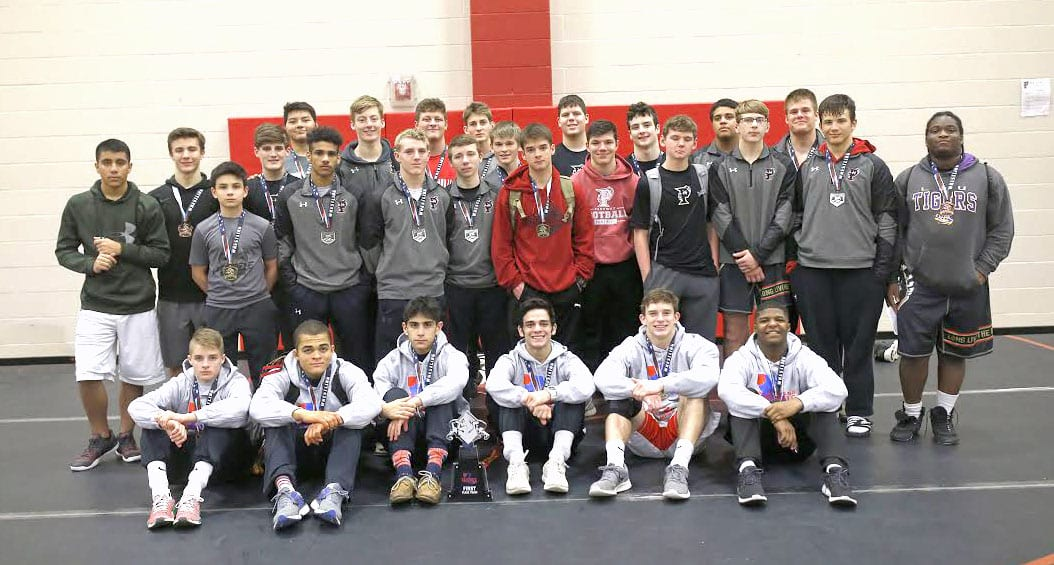 High school wrestling  Parkway repeats as regional tournament champion 571bb1b08