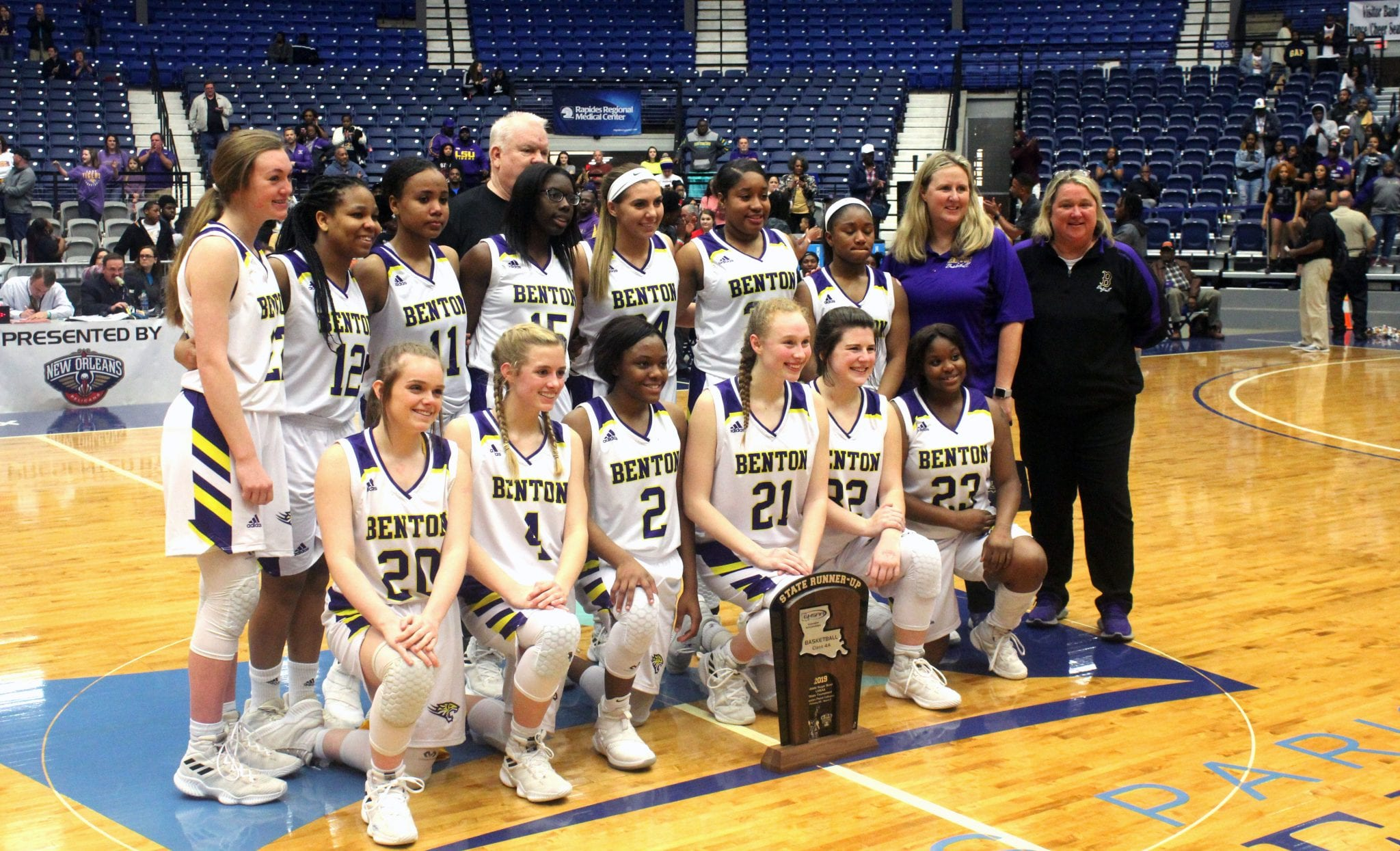 There s no doubt it ll take awhile for the sting of Friday night s 58-49  loss to Warren Easton in the Class 4A state championship game in Alexandria  to wear ... 5416b7018f3b