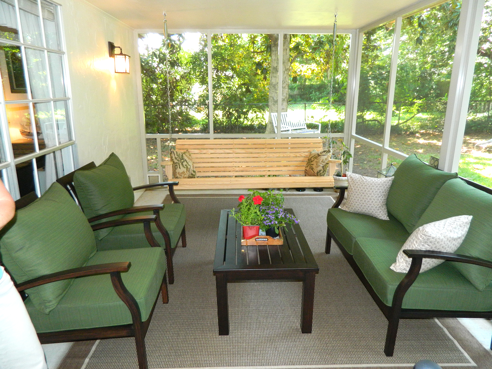 Turn Your Summer Patio Into A 4 Season Party Room