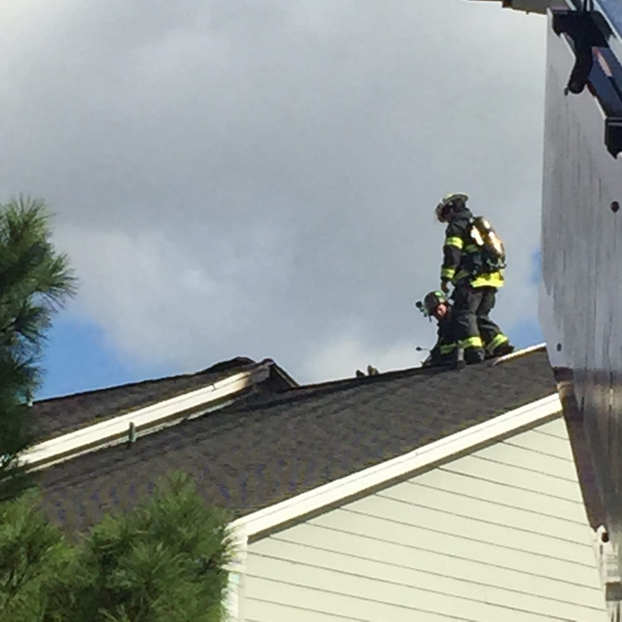 Fire Heavily Damages Bossier Apartment Building