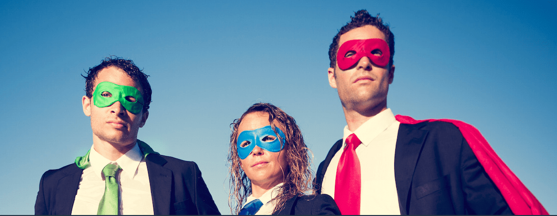 Sales Superheros