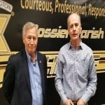 VIDEO (Photo)Sheriff, BPPJ Talk Flooding