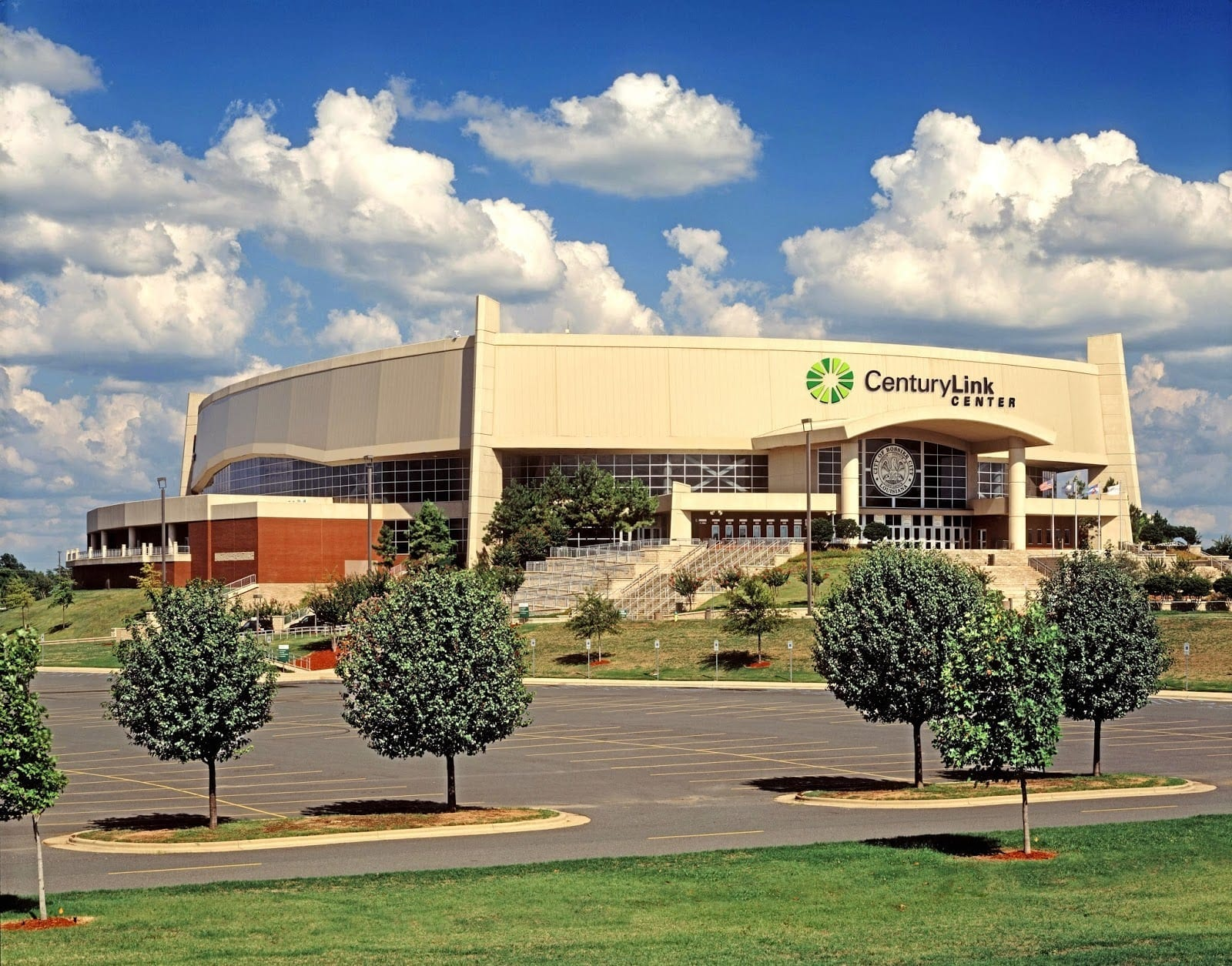 Centurytel Center Bossier City La Seating Chart | Elcho Table