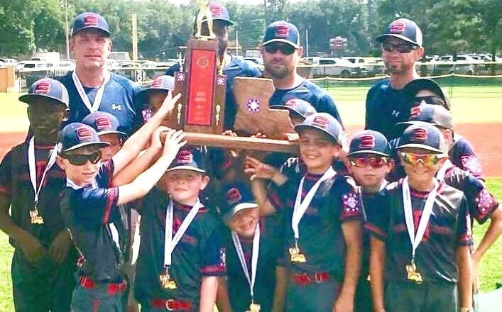 Dixie Youth baseball: Bossier 9s All-Stars win state