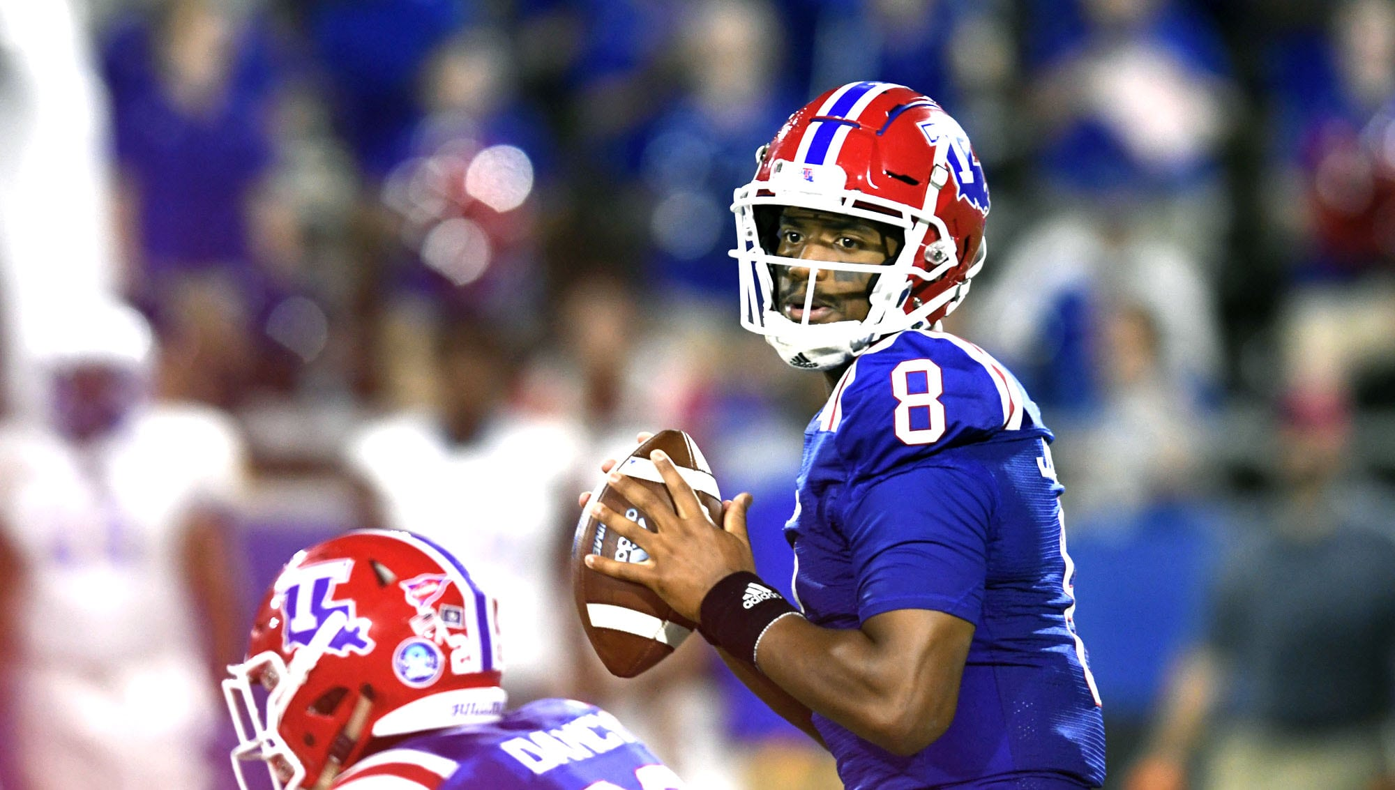 quality design d682c e3ef4 College football: Louisiana Tech routs Southern, improves to ...