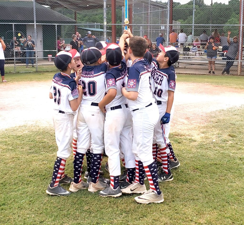 Youth baseball: Bossier 10's All-Stars headed to state tournament