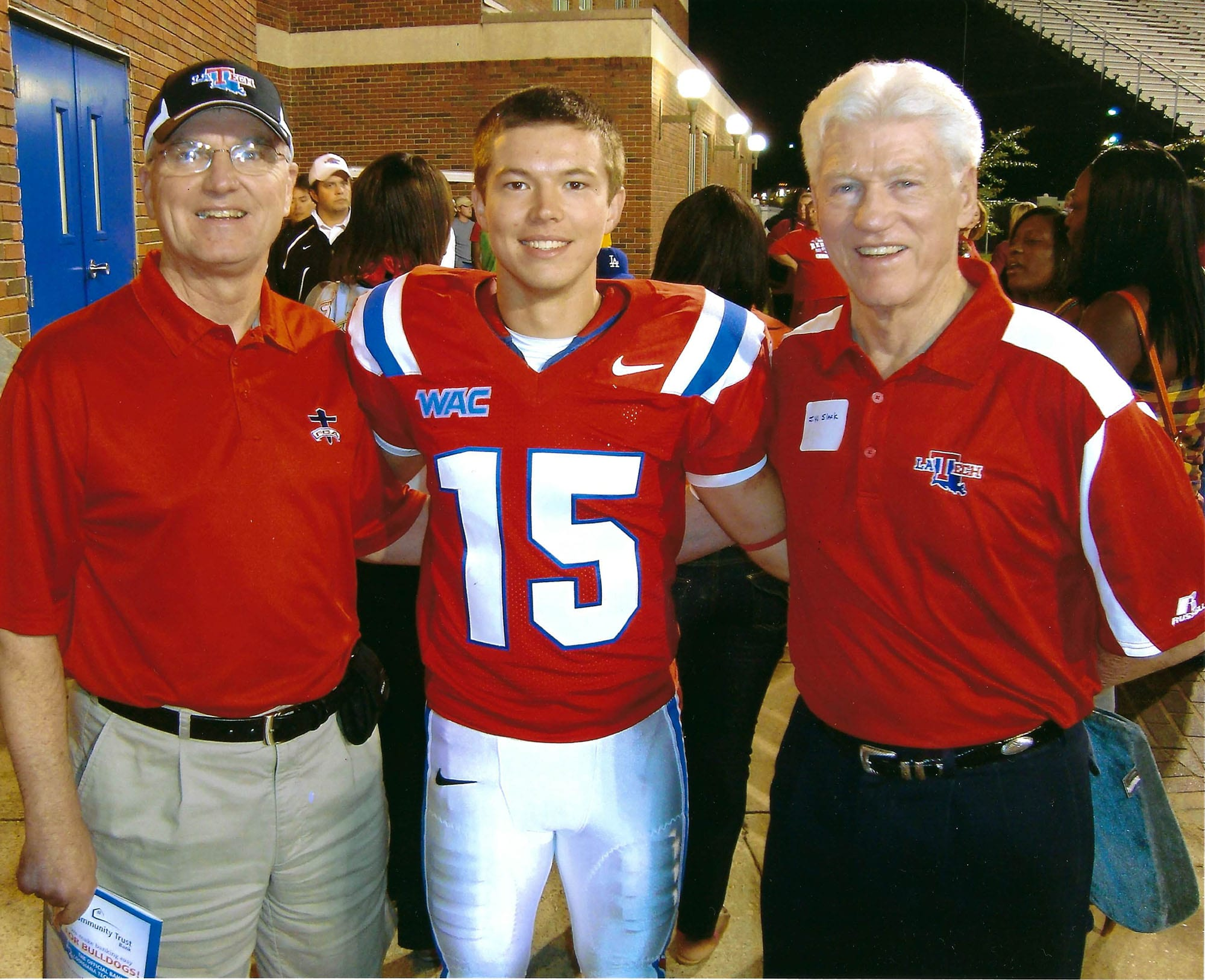 J.W. Slack's induction into La. Tech Athletics Hall of Fame a long time coming - Bossier Press-Tribune Online