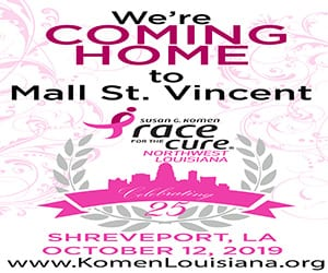 Advertisement – Susan G. Komen Race For The Cure