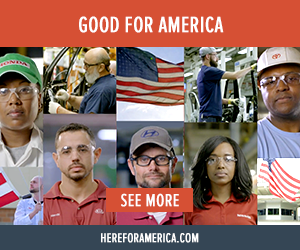 Advertisement – Here For America
